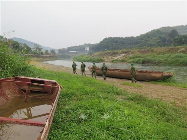Dich COVID-19: Lao Cai tang cuong kiem soat, ngan chan truong hop nhap canh trai phep qua tuyen bien gioi hinh anh 2
