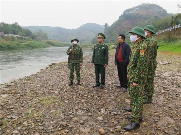 Dich COVID-19: Lao Cai tang cuong kiem soat, ngan chan truong hop nhap canh trai phep qua tuyen bien gioi hinh anh 3