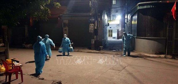Quang Ninh khan truong truy vet, cach ly nguoi tiep xuc voi truong hop mac COVID-19 hinh anh 1