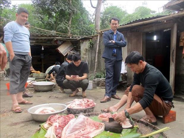 Ve Cam Thuy don Tet nam cung cua dong bao dan toc Dao hinh anh 3