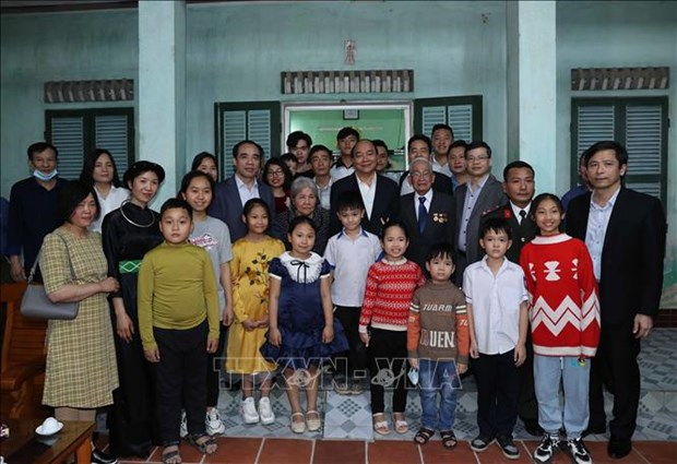 Thu tuong Nguyen Xuan Phuc: Tuyen Quang phai tro thanh trong diem cua nganh che bien go hinh anh 3