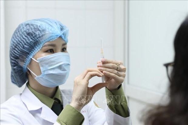 Nghi quyet cua Chinh phu ve mua va su dung vaccine phong COVID-19 hinh anh 1