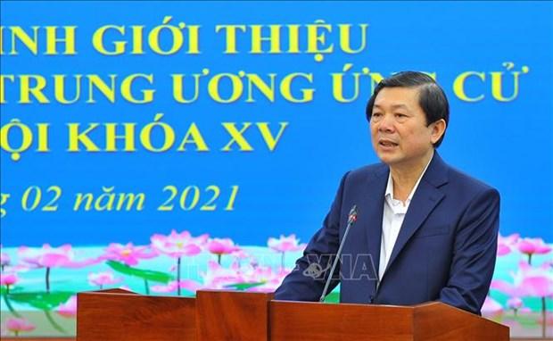 To chuc hoi nghi hiep thuong can chu dong, sang tao, phu hop voi tinh hinh hinh anh 1