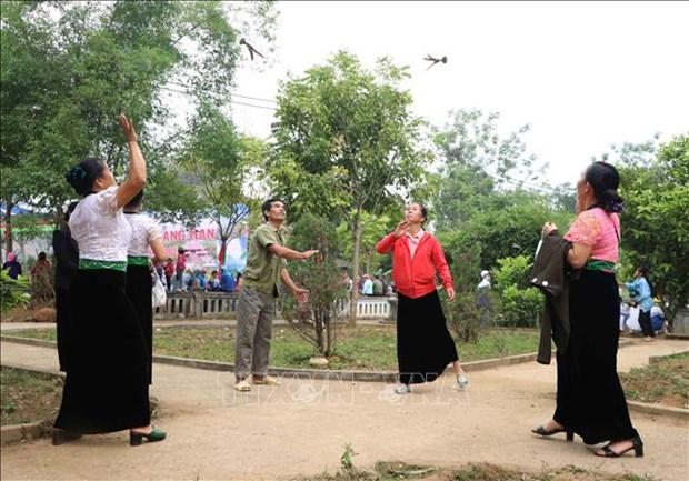 Dac sac le hoi Nang Han cua dong bao dan toc Thai o huyen Phong Tho, tinh Lai Chau hinh anh 11