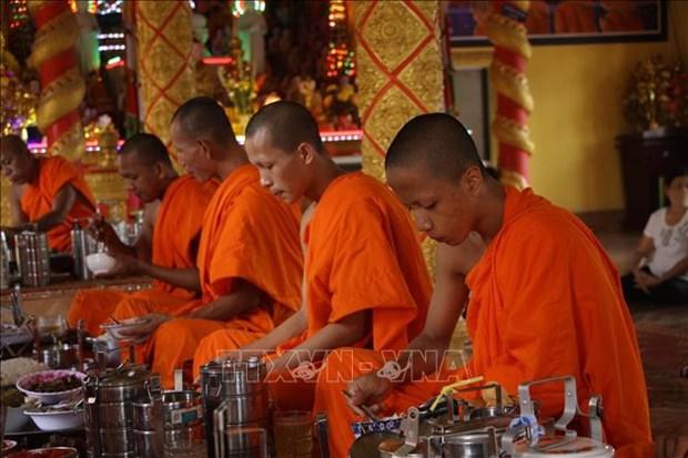 Le Vao nam moi - net van hoa dac sac cua dong bao Khmer hinh anh 1
