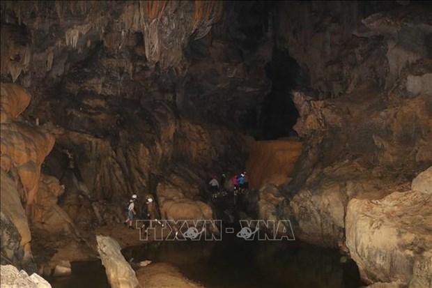 Cao Bang khai truong tuyen du lich kham pha Dong Nguom Ngao – nhanh Ban Thuon hinh anh 1