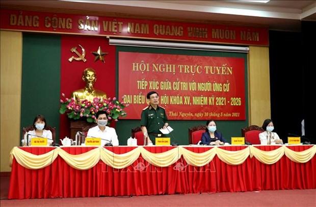 Thai Nguyen dam bao quyen bau cu cua nhung nguoi bi tam giu, tam giam hinh anh 1