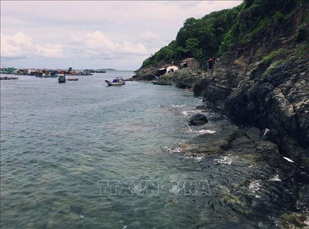 Dao Hon Chuoi - Dao tien tieu tren vung bien Tay Nam hinh anh 1