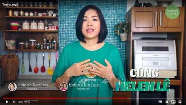 Quang ba am thuc Da Nang truc tuyen cung nguoi noi tieng hinh anh 2