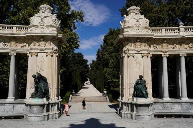 Dai lo Paseo del Prado va cong vien Buen Retiro vao danh sach di san the gioi cua UNESCO hinh anh 1