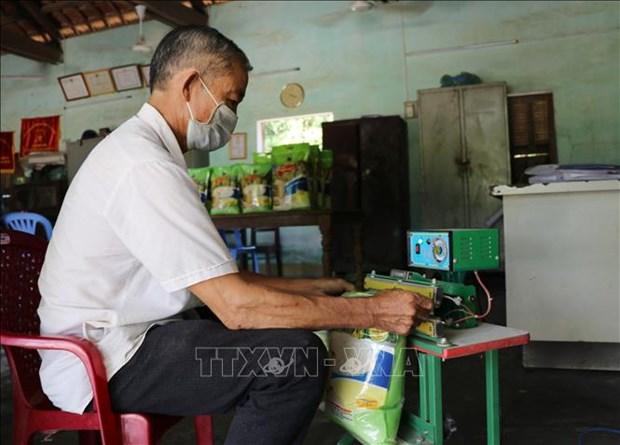 OCOP Nam Trung bo - Vung dat muon van san vat - Bai cuoi: Huong phat trien noi luc va gia tang gia tri hinh anh 1