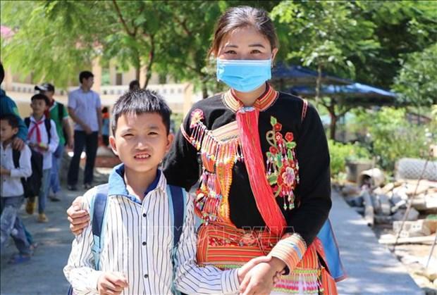 Lai Chau: Nguoi dan mong muon co chinh sach ho tro linh hoat cho hoc sinh vung moi thoat ngheo hinh anh 1