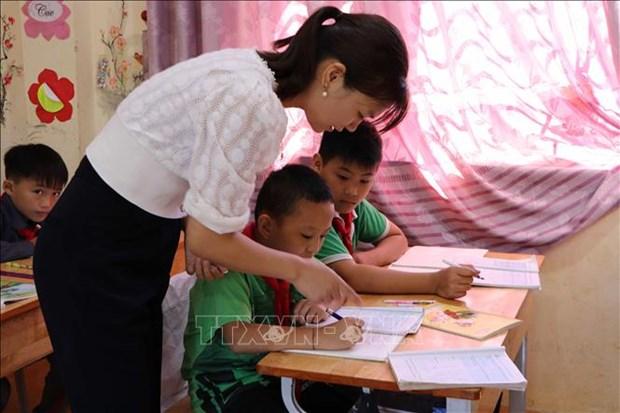 Lai Chau: Nguoi dan mong muon co chinh sach ho tro linh hoat cho hoc sinh vung moi thoat ngheo hinh anh 4