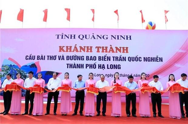 Thu tuong Nguyen Xuan Phuc: Quang Ninh can co chien luoc phat trien kinh te du lich mui nhon hinh anh 2