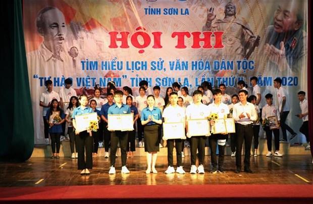"Tim hieu lich su, van hoa dan toc ""Tu hao Viet Nam"" tinh Son La hinh anh 2"