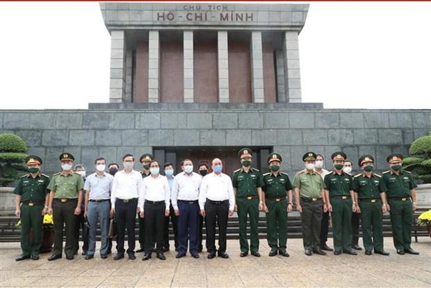 Thu tuong Chinh phu dong y mo cua tro lai don khach vao Lang vieng Bac tu 15/8 hinh anh 5