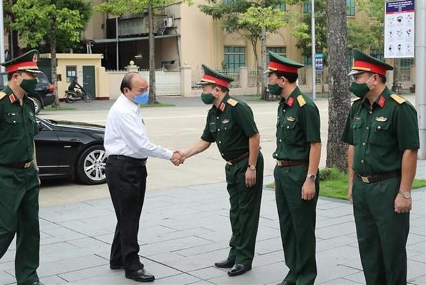 Thu tuong Chinh phu dong y mo cua tro lai don khach vao Lang vieng Bac tu 15/8 hinh anh 1
