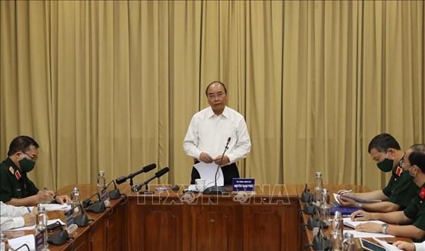Thu tuong Chinh phu dong y mo cua tro lai don khach vao Lang vieng Bac tu 15/8 hinh anh 2
