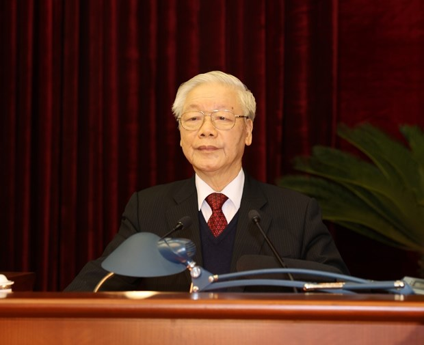 Hoi nghi Trung uong 15, khoa XII: Hoan tat viec chuan bi Dai hoi XIII cua Dang hinh anh 2