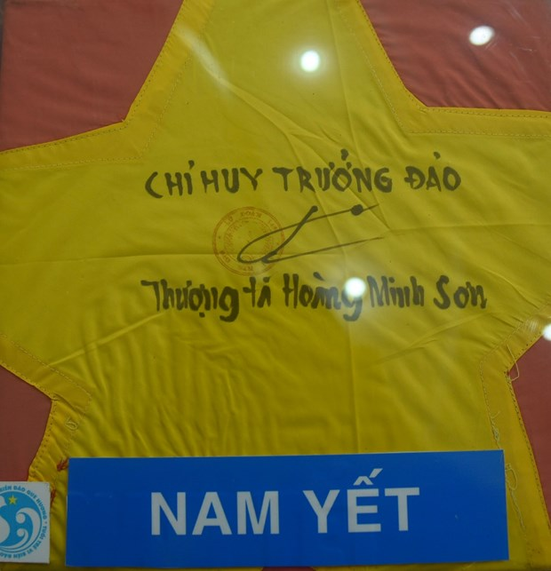 """Gioi thieu khong gian """"Bien dao que huong"""" tai Lang Van hoa – Du lich cac dan toc Viet Nam hinh anh 6"""