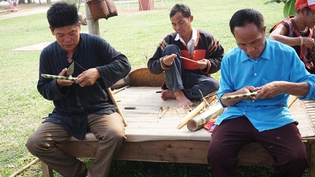 "To chuc ""Ngay Van hoa cac dan toc Viet Nam"" nam 2021 tai Lang Van hoa - Du lich cac dan toc Viet Nam hinh anh 2"