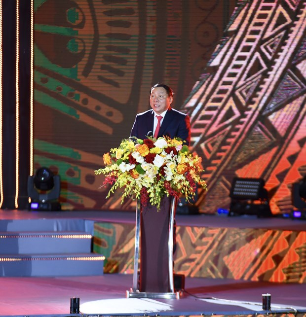 Khai mac Ngay Van hoa cac dan toc Viet Nam nam 2021 hinh anh 1
