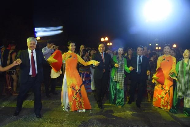 Khai mac Ngay Van hoa cac dan toc Viet Nam nam 2021 hinh anh 7