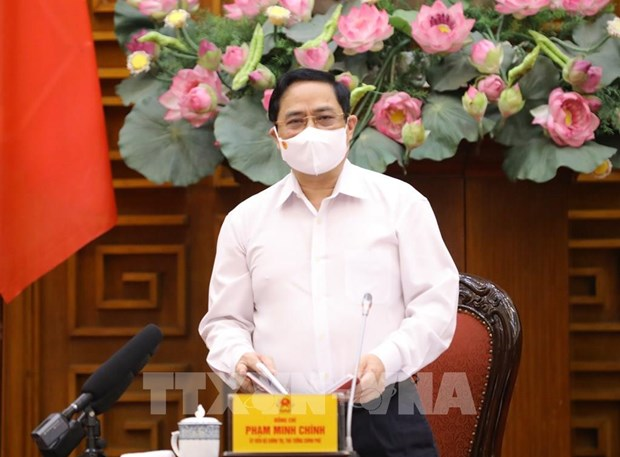 Thu tuong Chinh phu ra loi keu goi toan dan chung tay cung Chinh phu phong, chong dich COVID-19 hinh anh 1