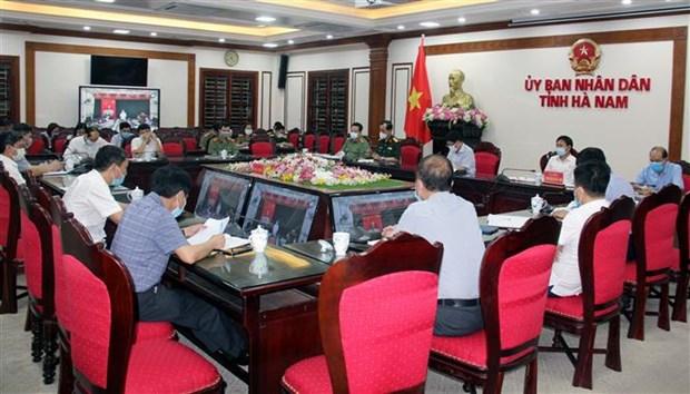 Dich COVID-19: Ha Nam ghi nhan them 3 truong hop duong tinh voi SARS-CoV-2 hinh anh 1