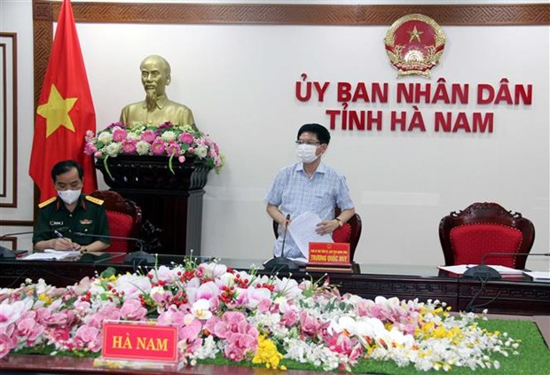 Dich COVID-19: Ha Nam ghi nhan them 3 truong hop duong tinh voi SARS-CoV-2 hinh anh 2