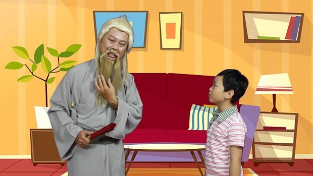"""Nhung chiec """"Guong than"""" danh cho khan gia nhi hinh anh 2"""