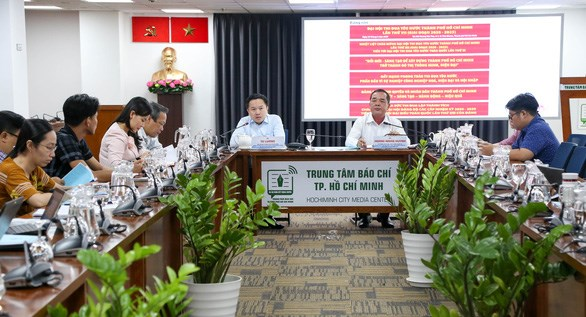 Hon 1.200 dai bieu tham du Dai hoi thi dua yeu nuoc Thanh pho Ho Chi Minh lan thu VII hinh anh 1