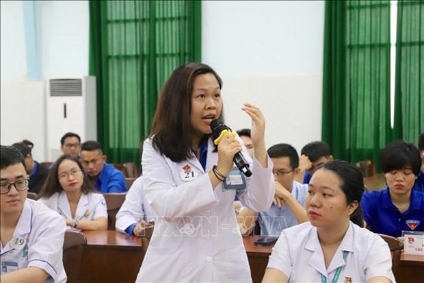 Thanh pho Ho Chi Minh: Tuyen duong 43 thay thuoc tre tieu bieu nam 2020 hinh anh 4