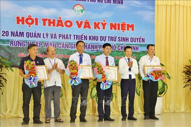 """Gin giu """"buc tuong xanh"""" de bao ve moi truong Thanh pho Ho Chi Minh hinh anh 2"""