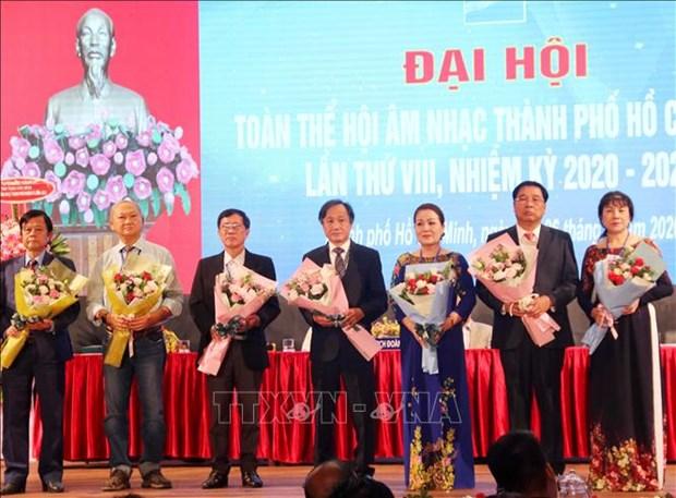 Hoi am nhac Thanh pho Ho Chi Minh: Gin giu va phat trien nen am nhac Viet Nam trong thoi dai moi hinh anh 1