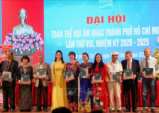Hoi am nhac Thanh pho Ho Chi Minh: Gin giu va phat trien nen am nhac Viet Nam trong thoi dai moi hinh anh 2