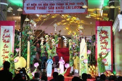 Noi niem san khau xa hoi hoa tren dia ban Thanh pho Ho Chi Minh - Bai 1 hinh anh 1