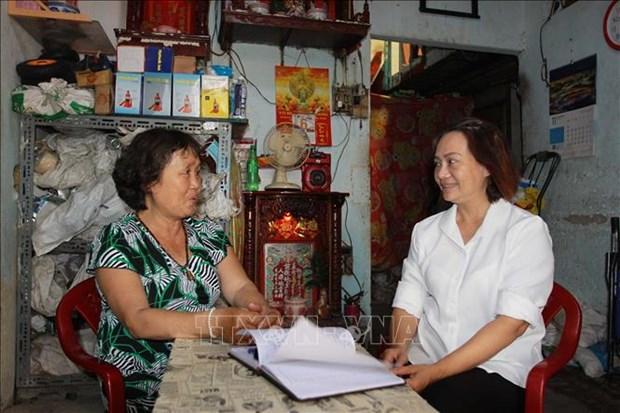Giam ngheo o Thanh pho Ho Chi Minh - Tu giam ben vung den nang cao chat luong song (Bai 3) hinh anh 1