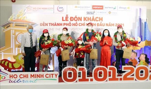 Du lich Viet Nam: Thanh pho Ho Chi Minh chao don nhung du khach dau tien nam 2021 hinh anh 4