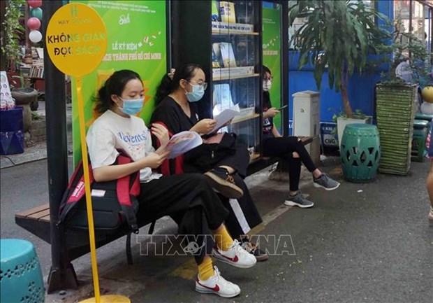 Duong sach Thanh pho Ho Chi Minh: Diem sang ve phat trien van hoa doc hinh anh 2