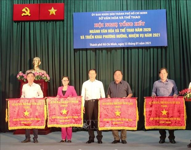 Thanh pho Ho Chi Minh chu trong xay dung khong gian van hoa mang ten Bac hinh anh 2