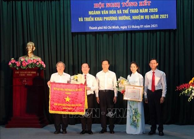 Thanh pho Ho Chi Minh chu trong xay dung khong gian van hoa mang ten Bac hinh anh 3