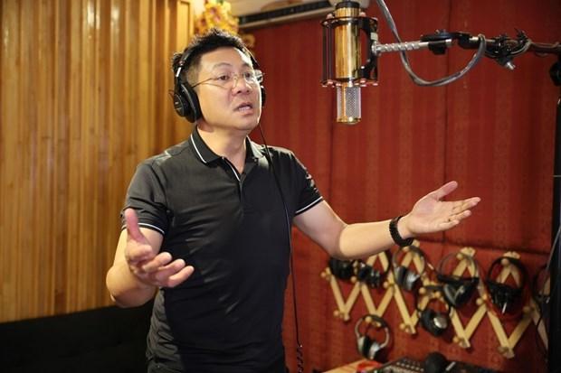 Nghe si Thanh pho Ho Chi Minh dong hanh cung luc luong phong, chong dich COVID-19 hinh anh 1