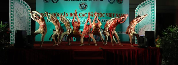 "Sinh vien Truong Dai hoc Van hoa Thanh Pho Ho Chi Minh ""Tiep noi van hoa - Lan toa tinh hoa"" hinh anh 6"