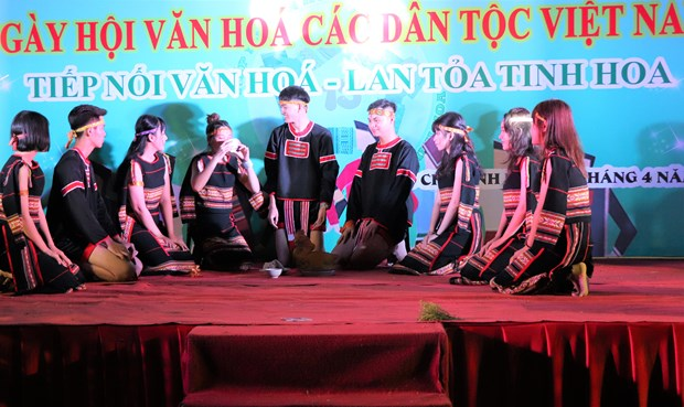 "Sinh vien Truong Dai hoc Van hoa Thanh Pho Ho Chi Minh ""Tiep noi van hoa - Lan toa tinh hoa"" hinh anh 13"