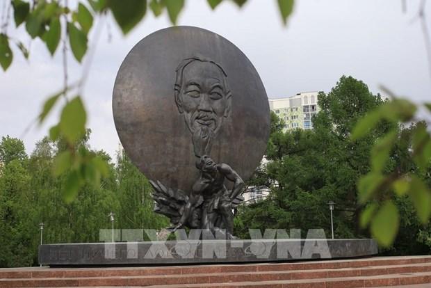 莫斯科胡志明广场—象征着越俄友谊之情的独特工程 hinh anh 2