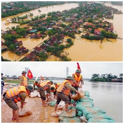 加大信息技术应用力度 有效应对自然灾害 hinh anh 2