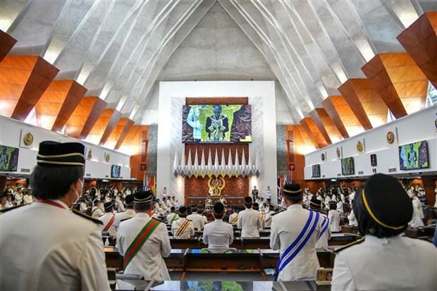 马来西亚国会举行新总理就职后首次会议 hinh anh 1
