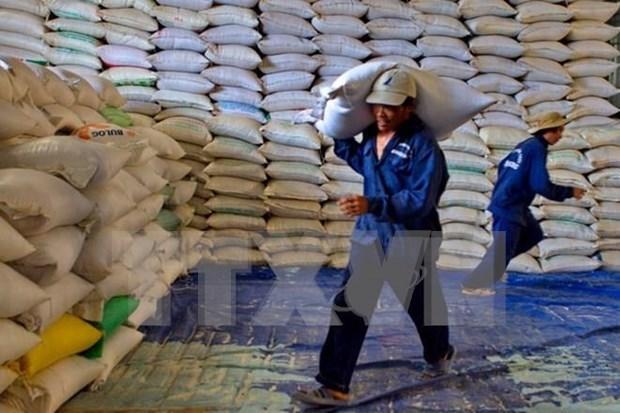 越南对中国的大米出口价格猛增 hinh anh 1