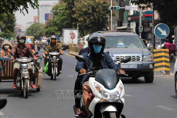 泰国与柬埔寨接壤的两个边界口岸开放 为双方人民提供紧急医疗救助 hinh anh 1